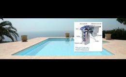 Bezpotrubní filtrační systém Desjoyaux