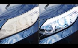 Renovace světlometů,  Pneu a auto servis Znojmo
