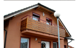 Montáž a výroba  dřevěných balkónů