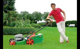 K dokonalému trávníku Vám pomohou sekačky na trávu od společnosti Zahrada Vysočiny