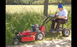 Ať už pěstujete cokoliv, neobejdete se bez kvalitní zahradní techniky od společnost Zahrada Vysočiny