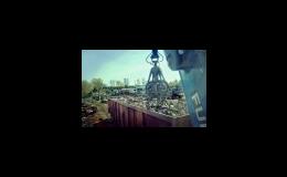 Třídění a úprava železného odpadu, OPAMETAL s.r.o.