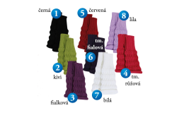 Pletené rukavice, PLETEX s.r.o.