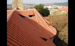 Střecha z prejzy od firmy STŘECHY VRŇATA & ŽÁČIK s.r.o.