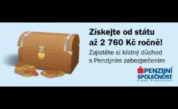 Doplňkové penzijní spoření České spořitelny