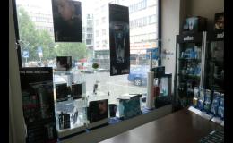 Prodejna Elpen - Braun, Praha 1