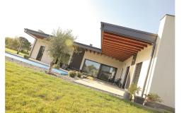 Plastová okna f&m dodají jedinečnou vizáž a nenapodobitelný styl vašemu rodinnému domu