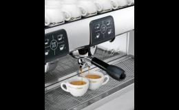 Profesionální kávovary pro přípravu lahodné kávy