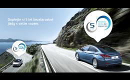 5letá neomezená záruka na vozy Hyundai