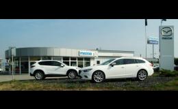 Prodej nových, předváděcích i ojetých vozů Mazda
