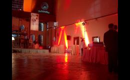Moderní osvětlovací technika pro kulturní i sportovní události