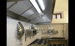 Profesionální gastro zařízení do restaurací a kuchyní