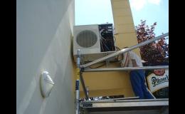 Klimatizační jednotky od CHLAZENÍ servis s.r.o.