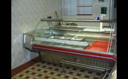 Chladicí zařízení a boxy do obchodů, restaurací a gastro zařízení