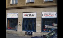 Polep digitální tisk, AAA REKLAMA Praha