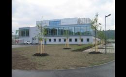 Komplexní inženýrská činnost v oboru pozemních staveb
