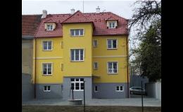 Stavby, rekonstrukce, zateplování - projekční a inženýrské práce