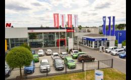 Nový model Škoda Superb kombi