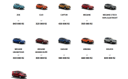 Renault Kadjar z autosalonu NEVECOM Kladno