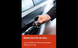 Spolehlivý servis pro Váš vůz najdete u společnosti Nevecom Kladno