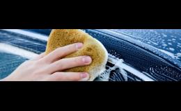 Ruční mytí vozidel a čištění interiérů v Kladně