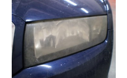 Renovace světlometů v autoservisu NEVECOM Kladno