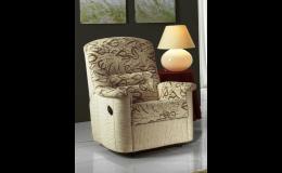 Křeslo s úložným prostorem,  Nábytek Pohodlí, okres Pelhřimov