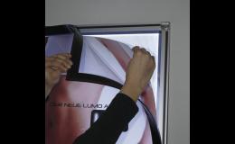 Světelný rám LED,  Activity promotion s.r.o.