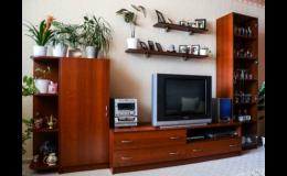 Nábytek do obývacího pokoje, Truhlářství Radim Sladký, Brno venkov