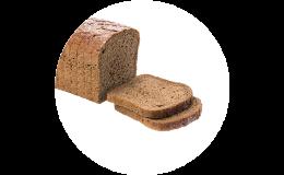 Kváskový moskevský žitno-pšeničný chléb,  Pekárna IVANKA s.r.o. Moravský Krumlov