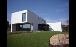 Výstavba rodinných domů, SPING STAV s.r.o. Praha