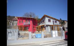 Návrh a realizace rodinných domů, SPING STAV s.r.o. Praha