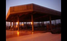Stavby z monolitického litého betonu, SPING STAV s.r.o. Praha