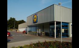 Výstavba obchodních center, SPING STAV s.r.o. Praha