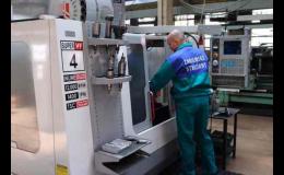 CNC obrábění strojírenských dílců, Znojemské strojírny, s.r.o.
