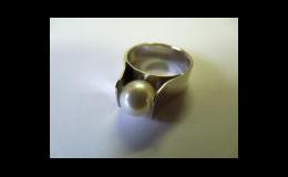 Zlaté prsteny, zakázková výroba šperků v Ivančicích u Brna