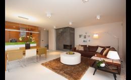 Návrhy a realizace interiérů domů a bytů, Praha