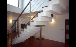 Interiérové řešení včetně 3D modelu, SPING STAV s.r.o. Praha