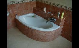 Návrhy a realizace koupelen, SPING STAV s.r.o. Praha