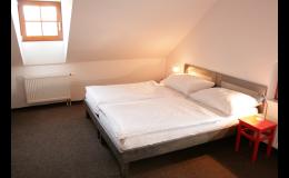 Ubytování v Hotelu Antoň, Telč, Vysočina