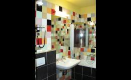 Komfortní ubytování v pokojích s koupelnou, Hotel Antoň, Telč