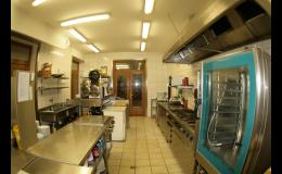 Hotelová kuchyně, česká hotová jídla, speciality, minutky, občerstvení, rauty, Hotel Antoň