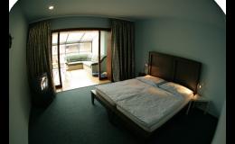 Luxusní apartmány v Hotelu Antoň, Telč, Vysočina
