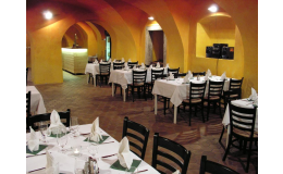 Stravování, občerstvení, oslavy, teambuilding - Hotel Antoň, Telč