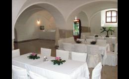 Firemní oslavy, bankety, recepce, teambuiding v hotelu na Vysočině