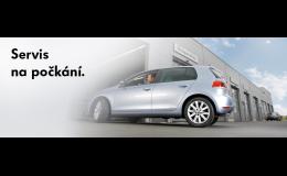 Drobné opravy a údržba vozů VW na počkání, Brno