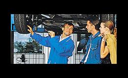 Nabídka servisních služeb pro vozy Volkswagen v autoservisu AUTONOVA BRNO