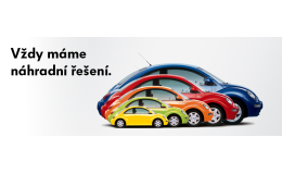 Poskytnutí náhradního vozu VW - AUTONOVA BRNO
