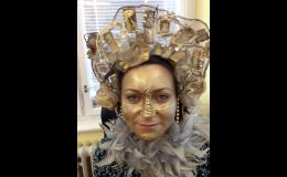 Maskérský kurz v Maskérské škole FaZa makeup Petra Fadrhonse