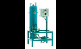 Samočistící filtr s automatickým čištěním filtrační vložky pro průmyslovou filtraci